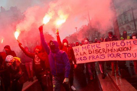 France in Turmoil