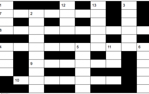 A 2018 Mendham Crossword
