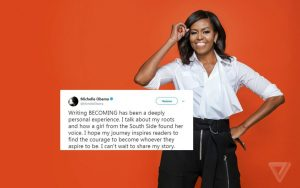 From Rags to Riches: Michelle Obama's story on #Becoming One of World's Most Influential Women