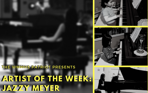 "Artist of the Week: Jasmine ""Jazzy"" Meyer,  Pianist and Musician"