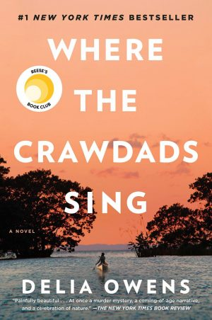 Book Review of Where the Crawdads Sing by Delia Owens