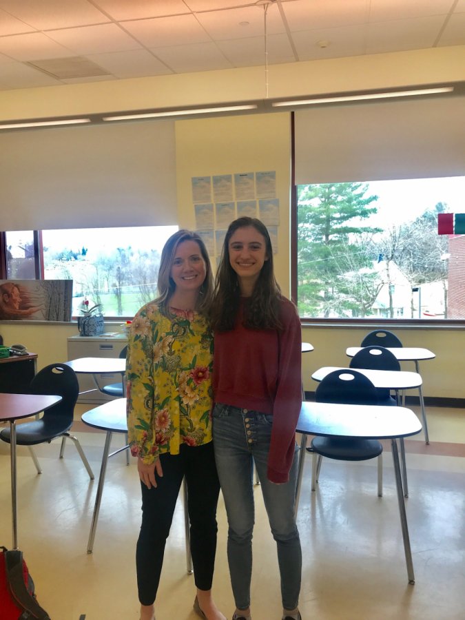 Profiles in Gratitude: Gabby Barlock and Mrs. Kober