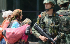 Chinese Government's Imprisonment of Muslim Minority Raises Concerns