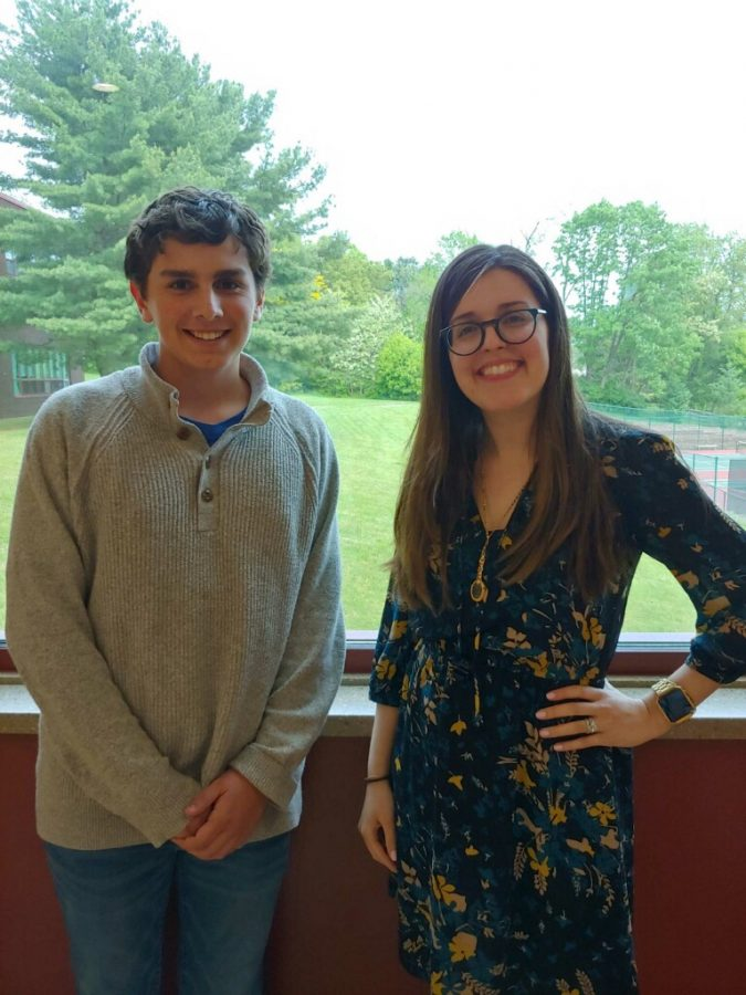 Profiles in Gratitude: Anthony Grasso and Señora Lopes