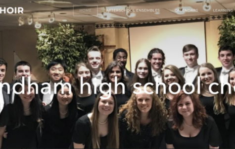 Student Shout Out: Four Years of Choir
