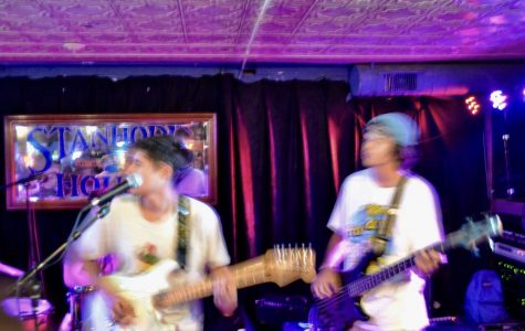 'The Rocky Coasts' Rock First Gig
