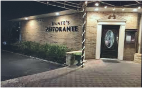 Pictured: Dantes Ristorante in Mendham, NJ Photo Courtesy of Cardie Saunders