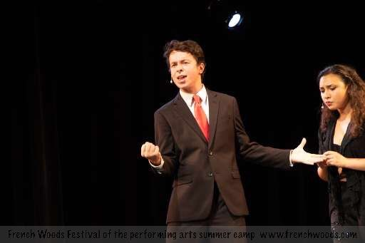 Artist Of The Week: Actor Sam Papier, Starring in Mendham Players New Fall Production