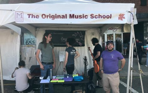 Morristown Fall Fest Shines Light on Local Music School