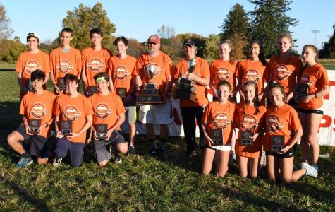 Boys and Girls Cross Country County Champs!