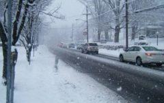 Thanksgiving Break Extended Thanks to Snow Storm