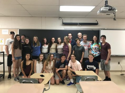 Mendham Says a Fond 'Farewell' to Mr. Acker