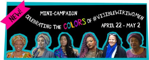 Of Women of Color mini Campaign, from Wikimedia Commons