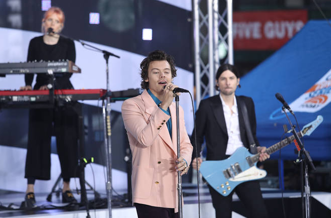Featuring Harry Styles Courtesy of Capital FM