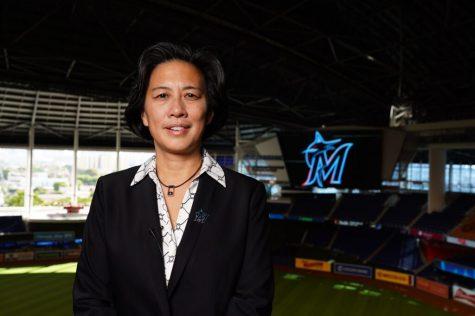 Kim Ng Named General Manager of the Miami Marlins