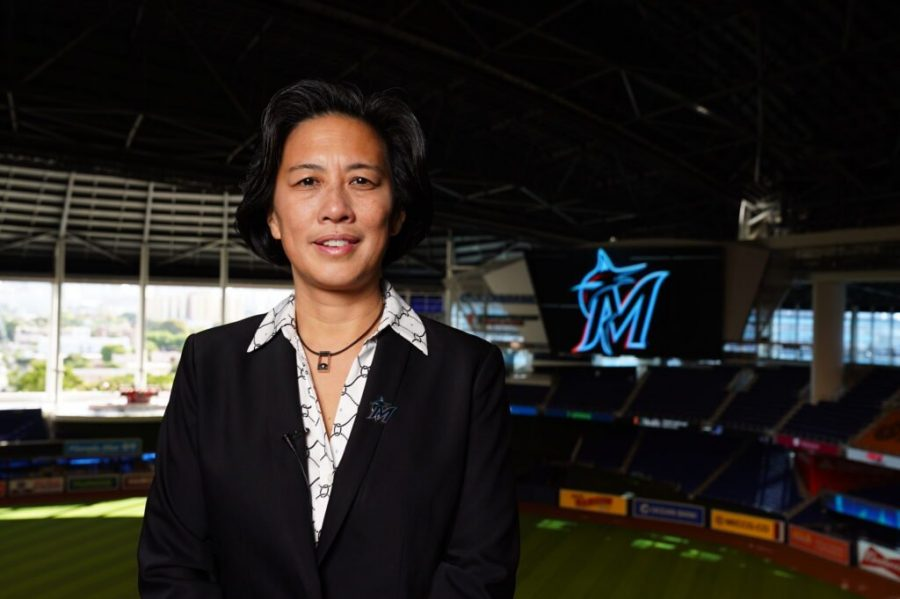 Kim Ng Named General Manager of the Miami Marlins