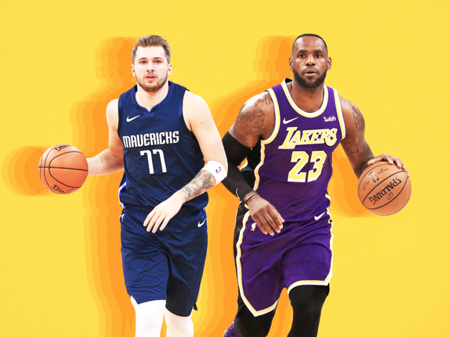 Lebron James wanted to open a 'Team Lebron' at Nike with Luka Doncic as their first signing