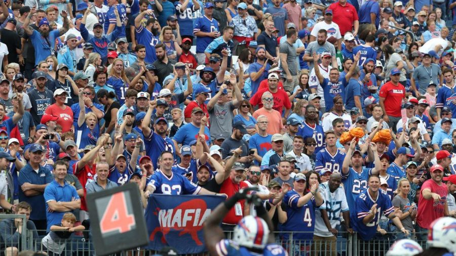 Bills Mafia: More Than Breaking Tables