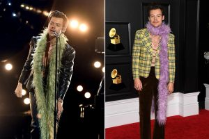 How to Recreate Harry Styles' Grammy Outfits