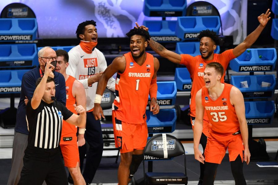 11th-Seeded Syracuse is Heading to Sweet 16 With Last-Second 75-72 Win Over WVU