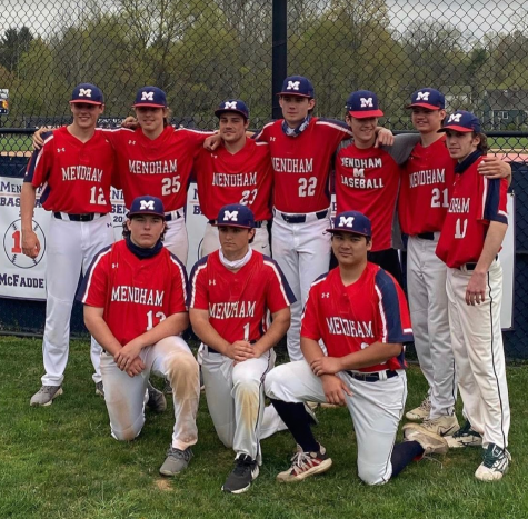 Mendham Baseball: A Force to be Reckoned With