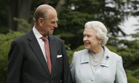 Prince Philip and Queen Elizabeth. Photo courtesy of Hello! Magazine.