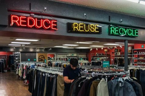 Why Shopping Second Hand is One of the Best Things You Can Do For the Planet