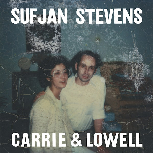 The cover art for Carrie & Lowell, featuring the two while young