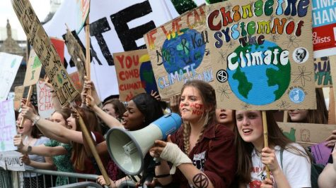 School Strike 4 Climate: It's Time for Change