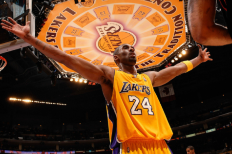 Mamba makes it to Hall of Fame